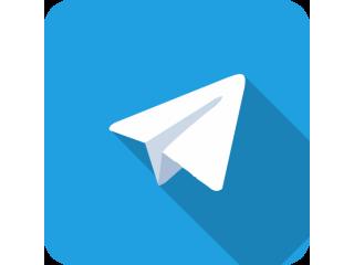 Теперь у нас есть свой канал в Telegram!