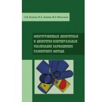 Многоуровневые дискретные и дискретно-континуальные реализации вариационно-разносного метода